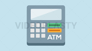 ATM Icon ANIMATION