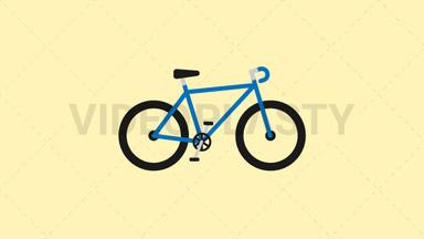 Bike Icon ANIMATION