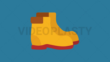 Boots Icon ANIMATION
