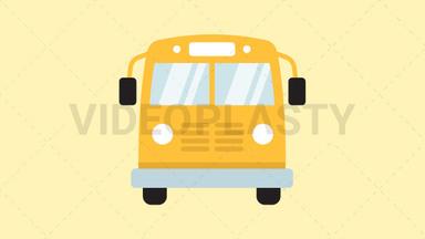 Bus Icon ANIMATION