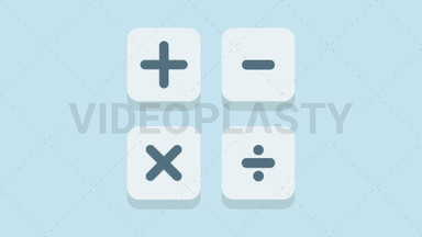 Calculator Icon ANIMATION