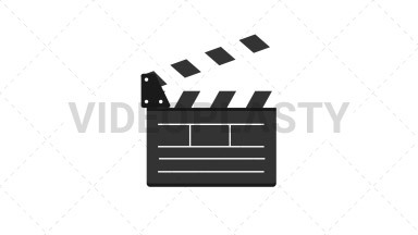 Clapper Board ANIMATION