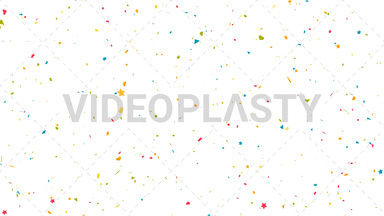 Confetti Explode Background Loop ANIMATION