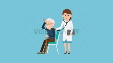 Doctor Checkup ANIMATION
