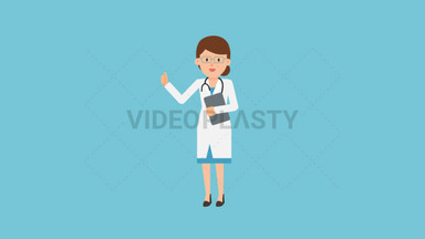 Doctor Thumbs Up ANIMATION