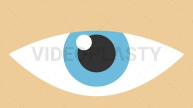 Eye Blinking ANIMATION