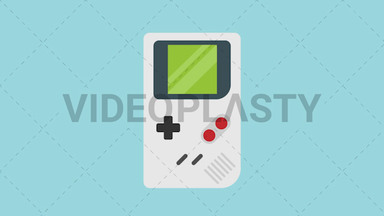 Gameboy Icon ANIMATION