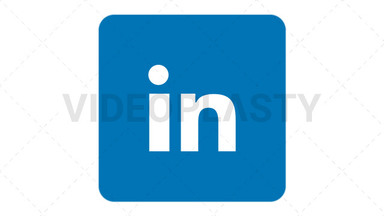 LinkedIn Icon ANIMATION