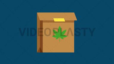 Marijuana Bag ANIMATION