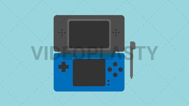 Nintendo DS Icon ANIMATION