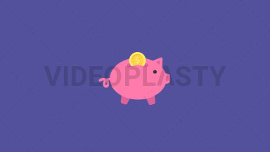 Piggy Bank ANIMATION