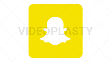 Snapchat Icon ANIMATION