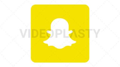 Snapchat Icon ANIMATION