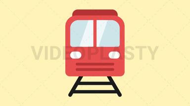 Train Icon ANIMATION