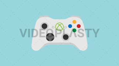 Xbox Controller Icon ANIMATION