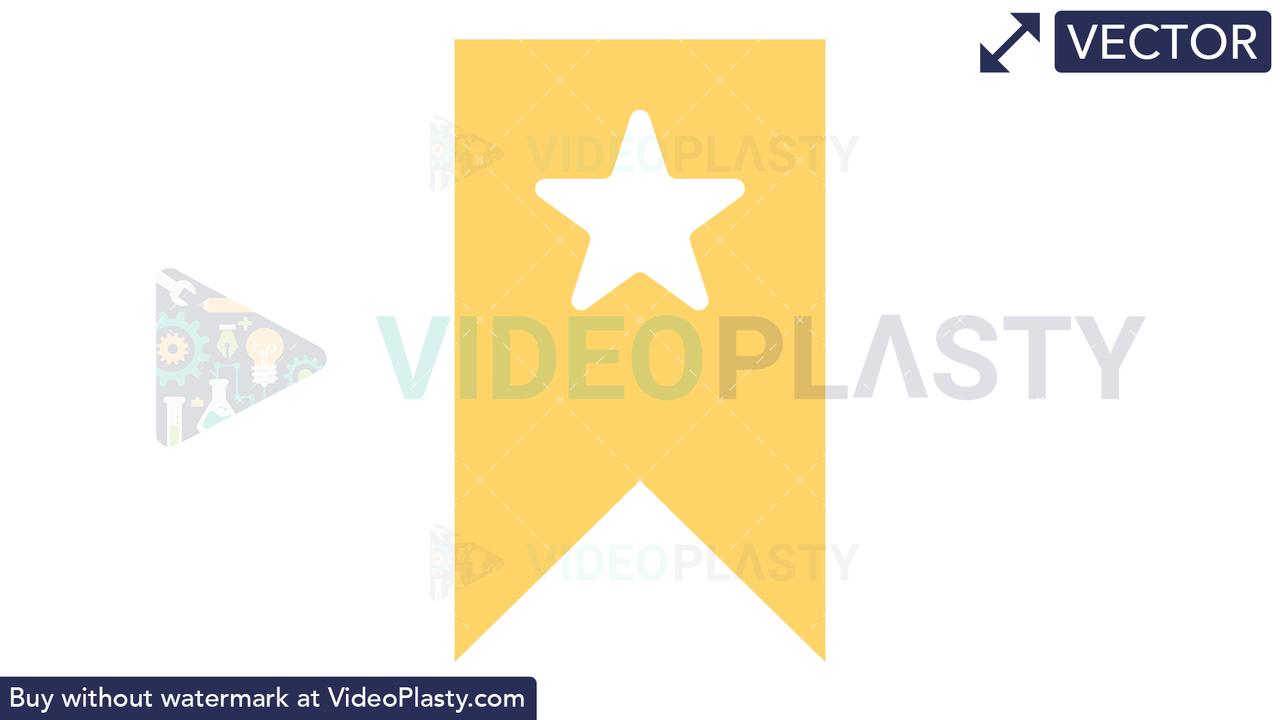 Bookmark Icon Vector Clipart