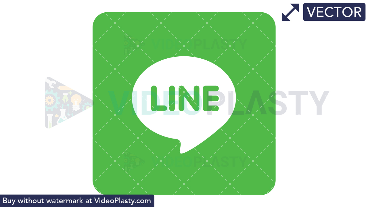 Line Icon Vector Clipart