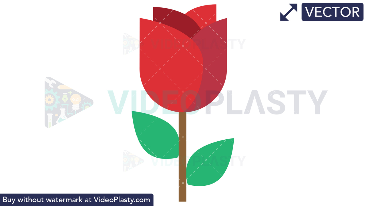 Rose Vector Clipart
