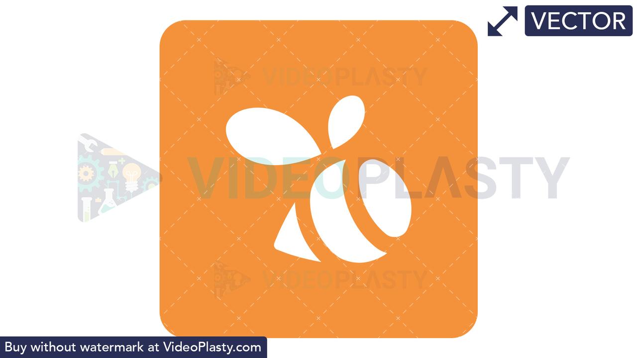 Swarm Icon Vector Clipart
