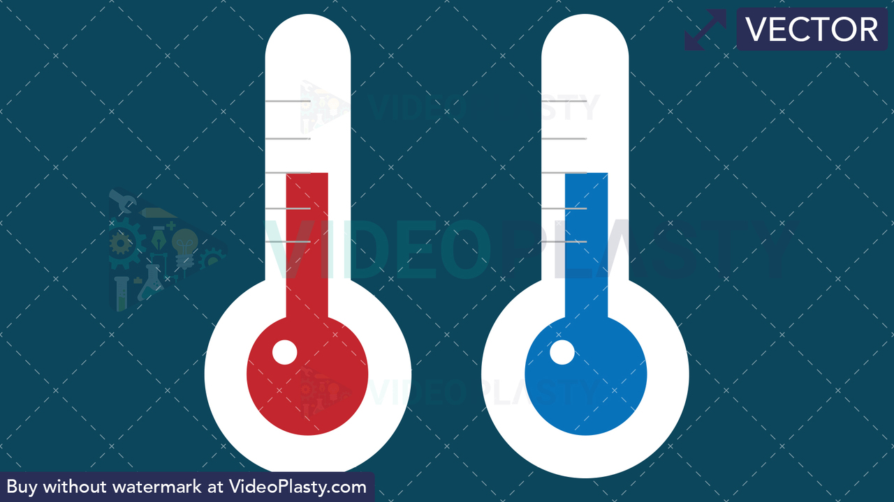 Temperature Icon Vector Clipart